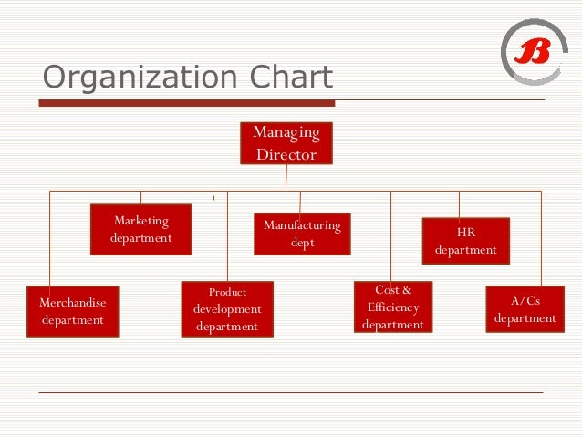 Organisational Structure of Target Corporation