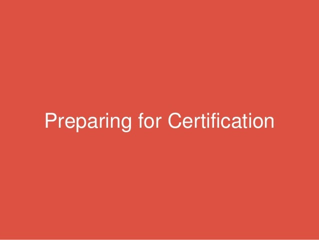 the what  why  and how of recruiter certification  webcast