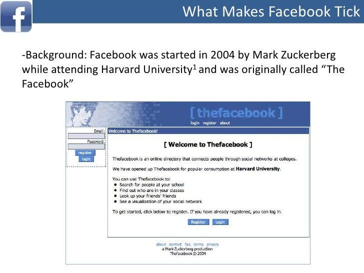 Developing Facebook Apps