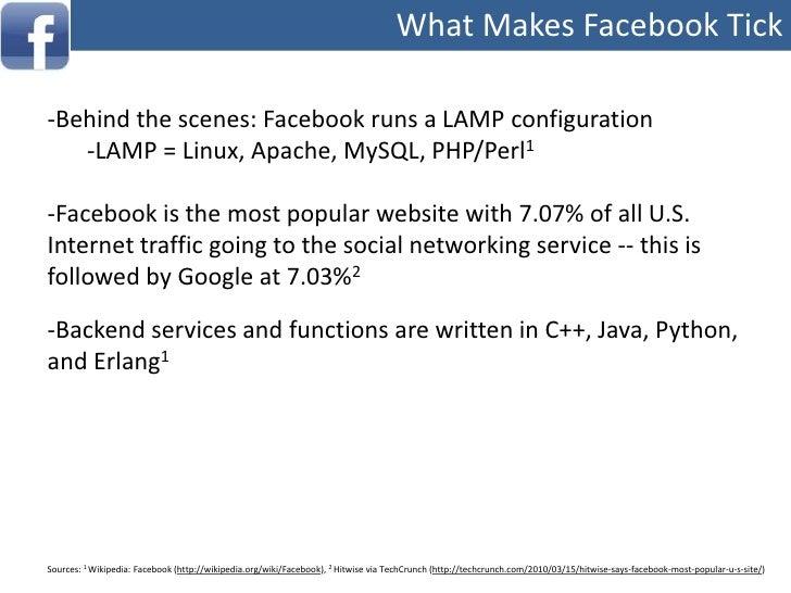"Create a ""Hello World"" Facebook App</li></li></ul><li>Why Make Facebook Apps?<br /><ul><li>Integration with a strong platform"