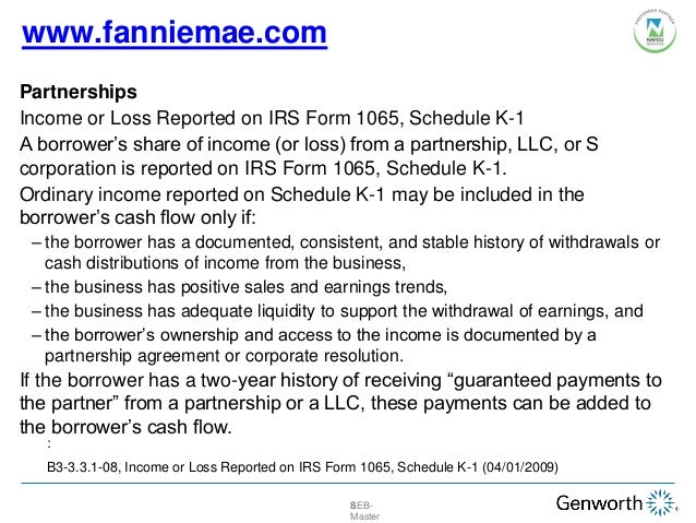 Self Employed Borrower Case Study Part Ii Completing The Form 91 Wi