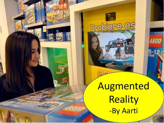Augmented Reality -By Aarti