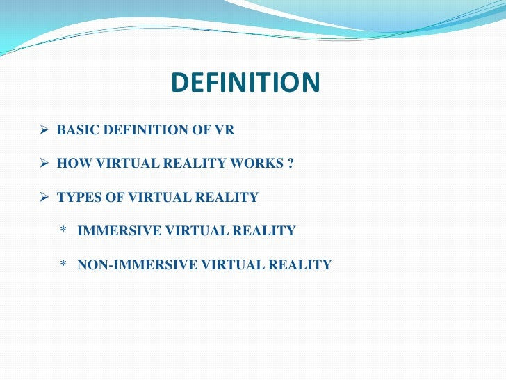 virtual reality 3 essay Virtual reality essay writing service, custom virtual reality papers, term papers, free virtual reality samples, research papers, help.