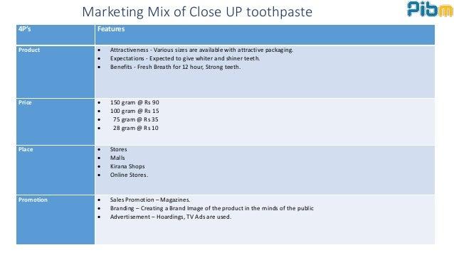 Toothpaste Essays (Examples)