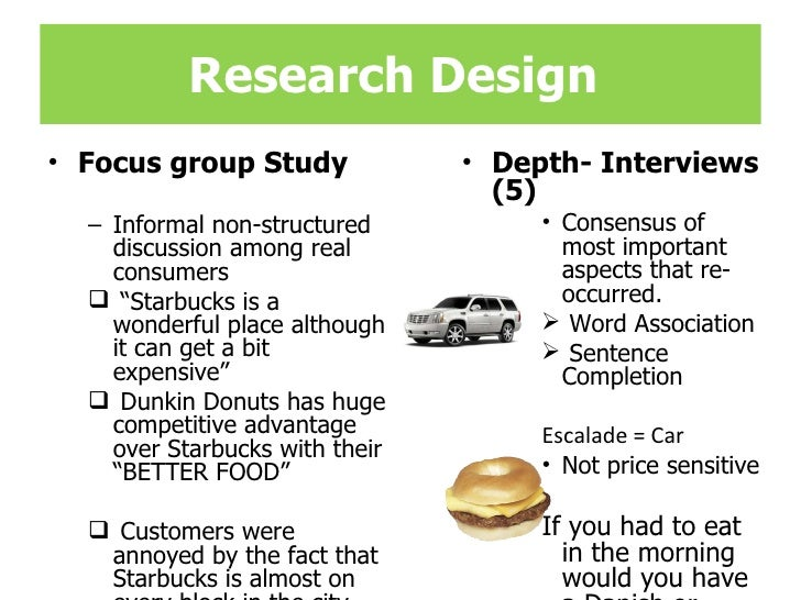 starbucks marketing research research