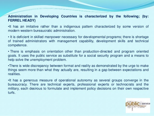 Issues and challenges of public administration in the philippines