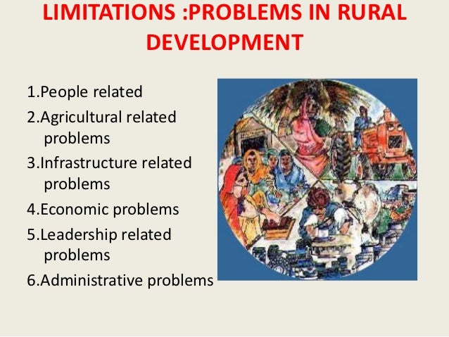 1069 words essay on rural development in India