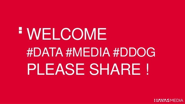 WELCOME #DATA #MEDIA #DDOG PLEASE SHARE !