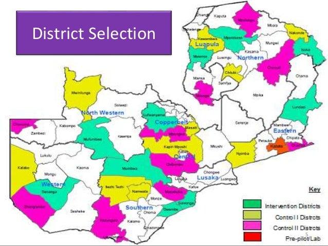 Final presentation zambia results