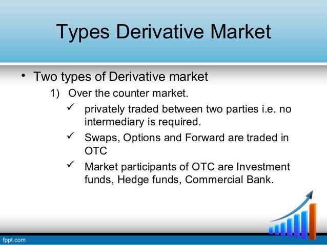 Exchange Traded vs OTC Markets