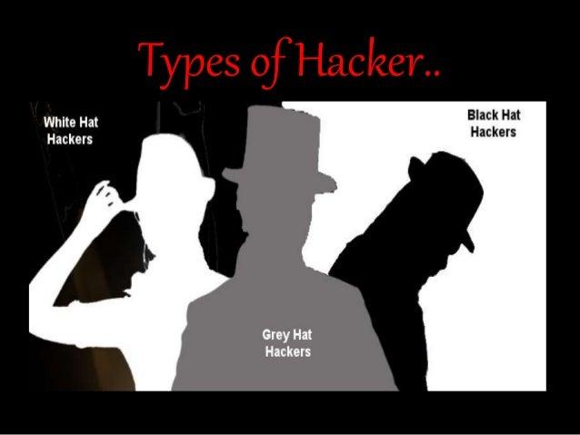 Grow For Better: Macam - Macam Hacker di Dunia