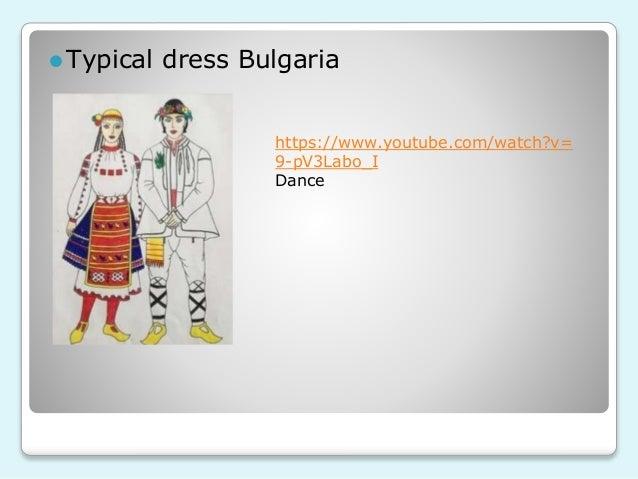 ⚫Typical dress Bulgaria https://www.youtube.com/watch?v= 9-pV3Labo_I Dance