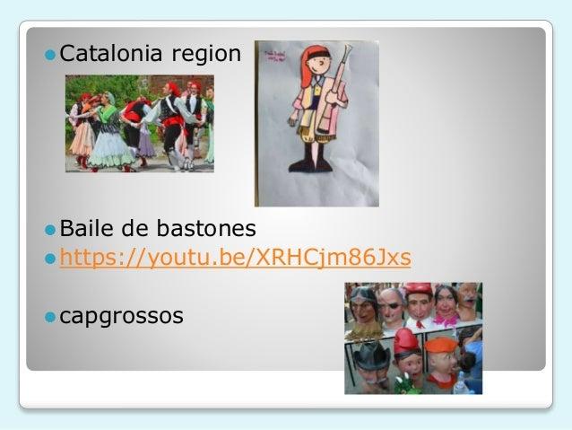 ⚫Catalonia region ⚫Baile de bastones ⚫https://youtu.be/XRHCjm86Jxs ⚫capgrossos