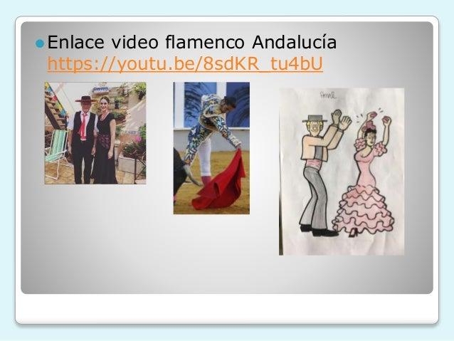 ⚫Enlace video flamenco Andalucía https://youtu.be/8sdKR_tu4bU