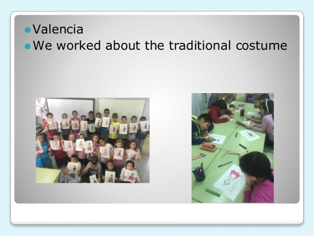 ⚫Valencia ⚫We worked about the traditional costume