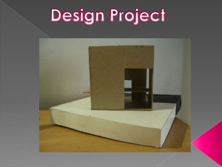 Design Project<br />