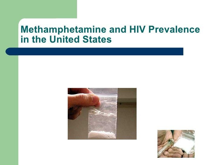 Methamphetamine and HIV Prevalence in the United States