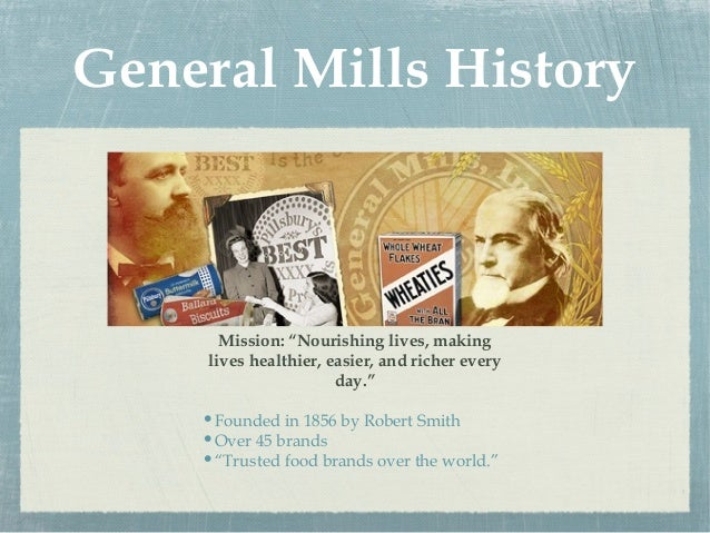General mill board and strategic planning