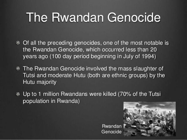 government of sudan vs holocaust genocides essay Find out more about the history of genocide, including videos, interesting articles, pictures, historical features and more get all the facts on historycom.