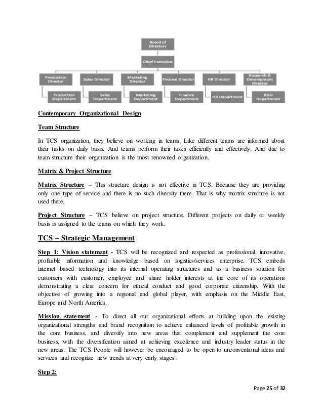 TCS - Final Project Report