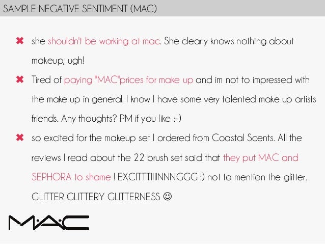 mac makeup pestle analysis Read reviews and complaints about mac cosmetics, including their large selection of professional makeup and beauty products, makeup services and more.