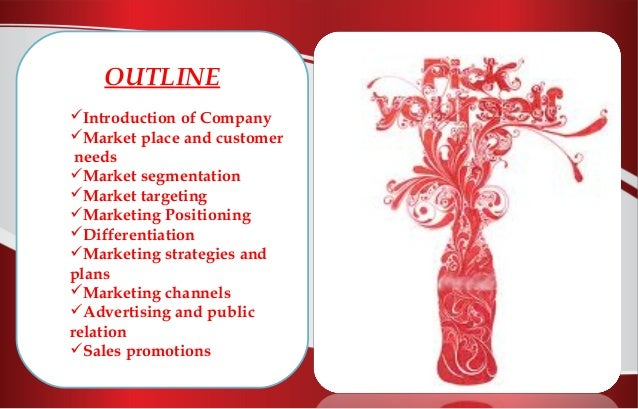 coca cola marketing project The coca-cola company is acclaimed for many of its advertisements, but there's  more to it than just copy and creative the company strives to.