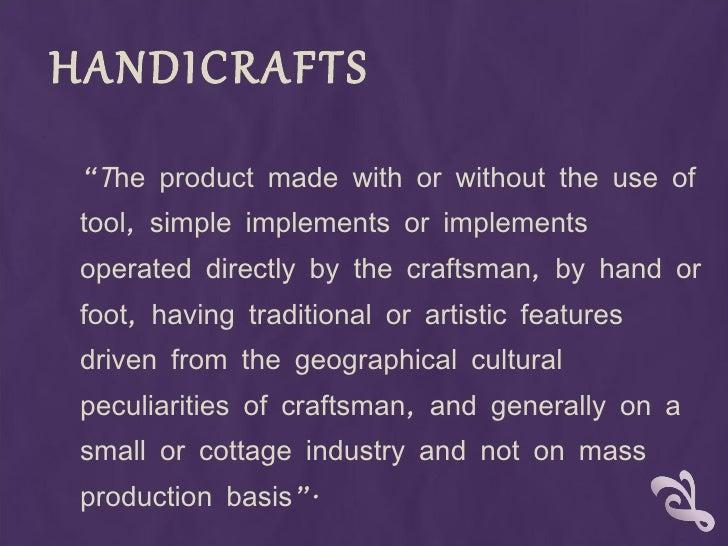 Handicrafts Pakistan