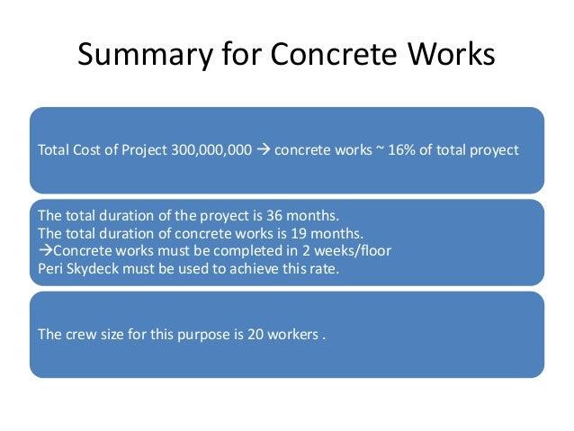 Project Manager 2 Site Engineer 2 Head Foreman Concrete Foreman Steel Foreman Parking Foreman Finishing Foreman Developmen...
