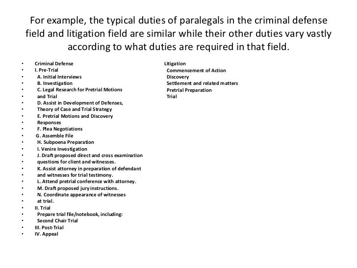 Final Project Intro To Legal Systems becoming a paralegal in North Ca…