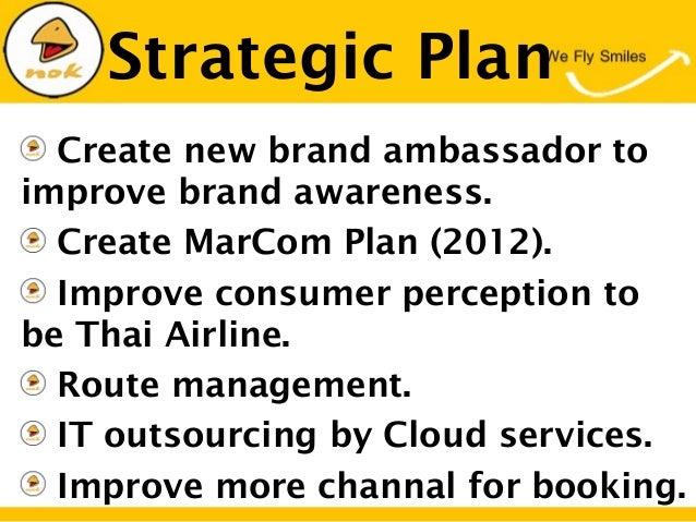 Strategic PlanCreate new brand ambassador toimprove brand awareness.Create MarCom Plan (2012).Improve consumer perception ...