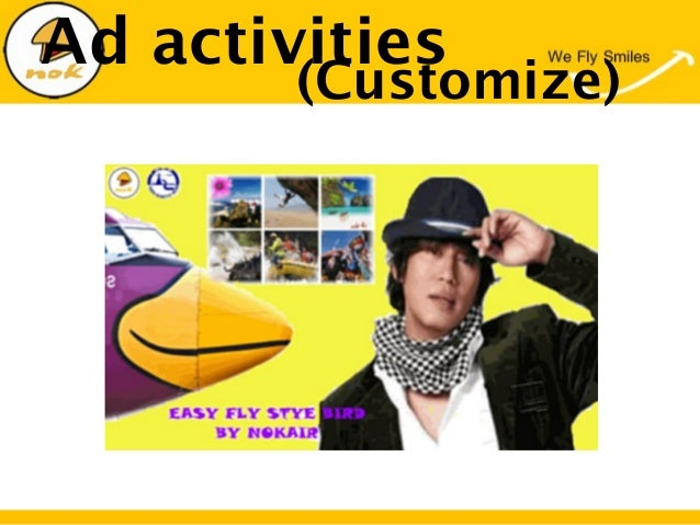 Ad activities(Customize)