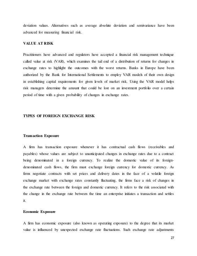 Exchange pdf foreign market