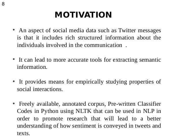 Sentiment Analysis of Twitter Data