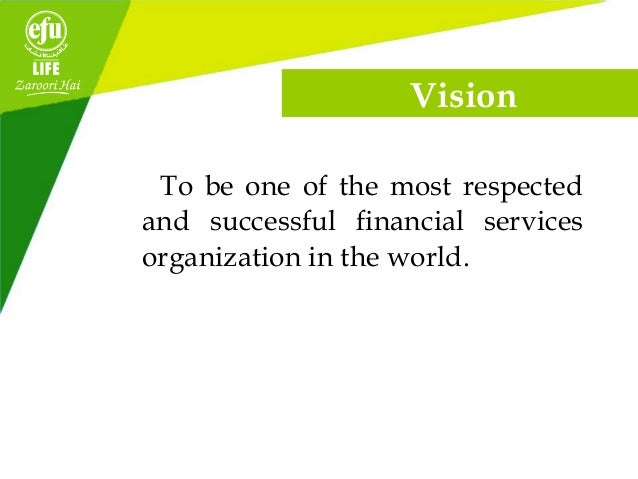EFU Life Insurance (HRM)