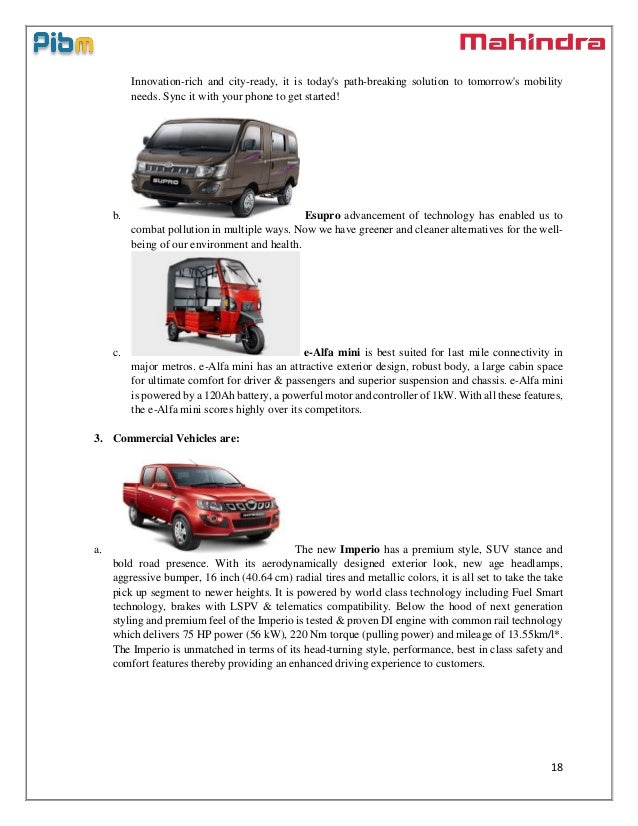 analysis of mahindra and mahindra Mahindra & mahindra in south africa case solution,mahindra & mahindra in south africa case analysis, mahindra & mahindra in south africa case study solution, introduction mahindra and mahindra have been one of the leading multinational automotive manufacturing companies.