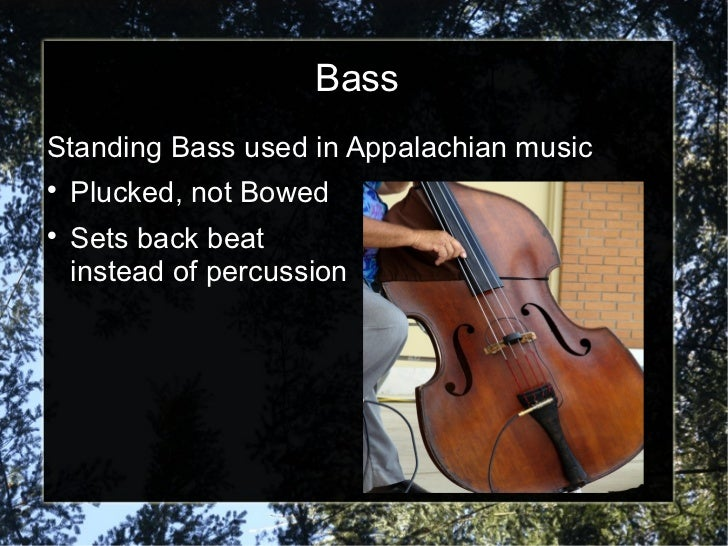 Appalachian Music and Culture Final