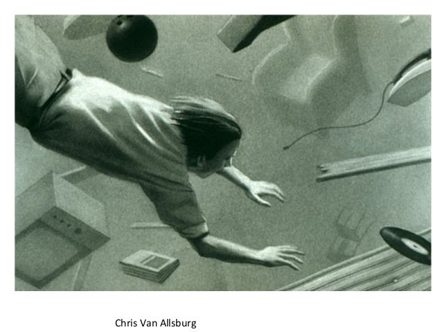 chris van allsburg coloring pages - photo#38