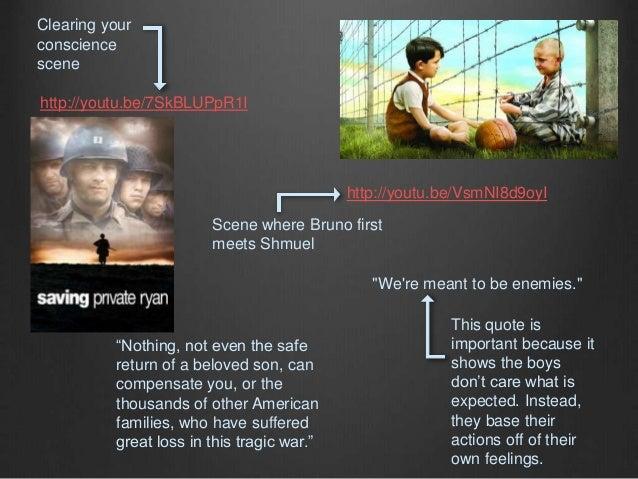 relationship between bruno and shmuel essay