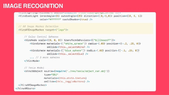 Text Recognition React Native