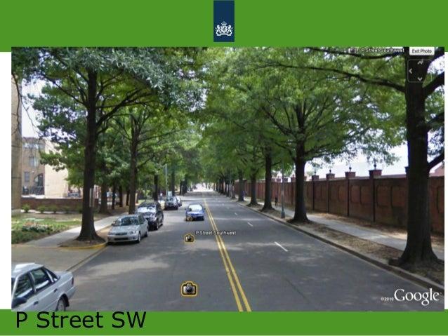 Greening Of Southwest Bike Path >> Final Recommendations Thinkbike Workshop Dc