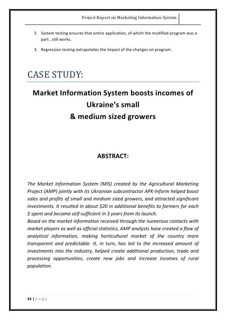 mkis case study