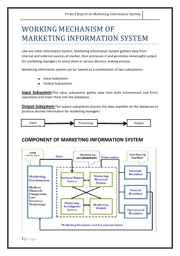 marketing information system Marketing information system  most of the stores (90%) are company owned  and located near high-end retailers that draw considerable traffic.