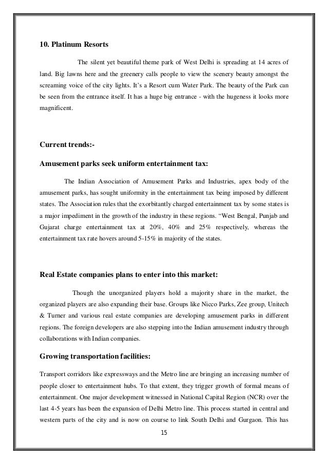 amusement park place essay Descriptive essay: my favorite place the whole island is an amusement park with candy stores, taverns, night shows and a magnificent boardwalk.
