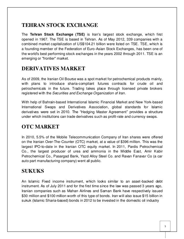 Financial markets and institutions essay example
