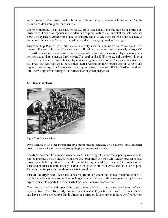 A PROJECT REPORT ON BGPPL BALARPUR