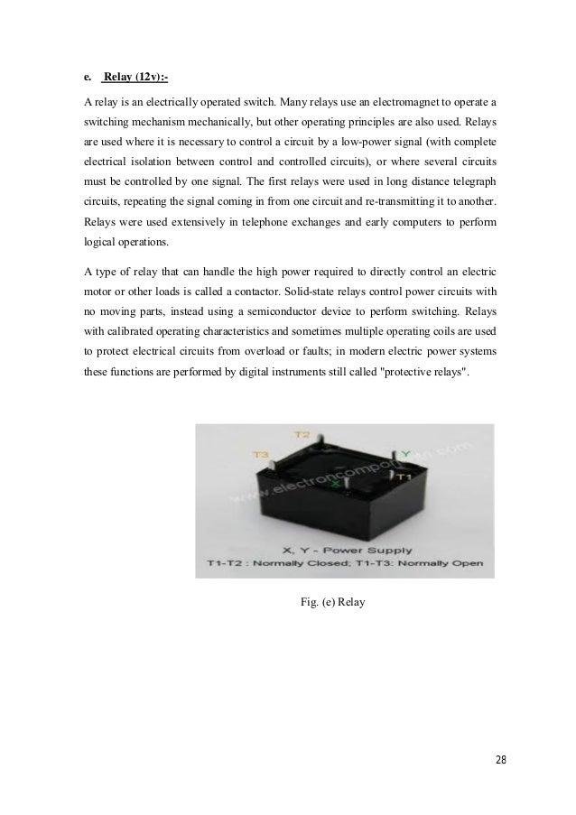 Automatic Intelligent Plant Irrigation System using Arduino