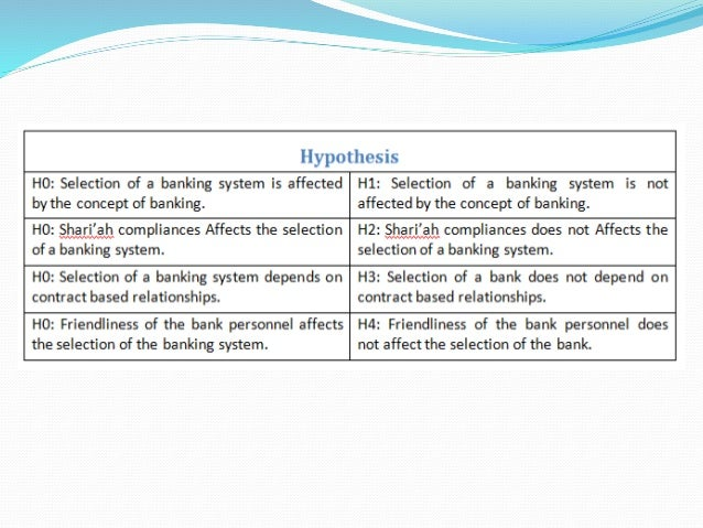 factors for islamic banking in tanzania Factors influencing the adoption of islamic banking in malaysia islamic banking have to compete more with each other on the best products and services they can.
