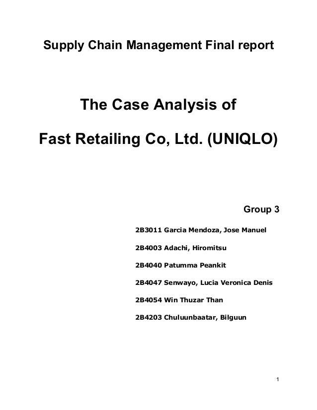 UNIQLO Business Strategy