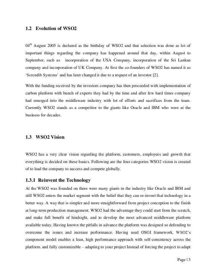 experience at wso as an intern page 2 10