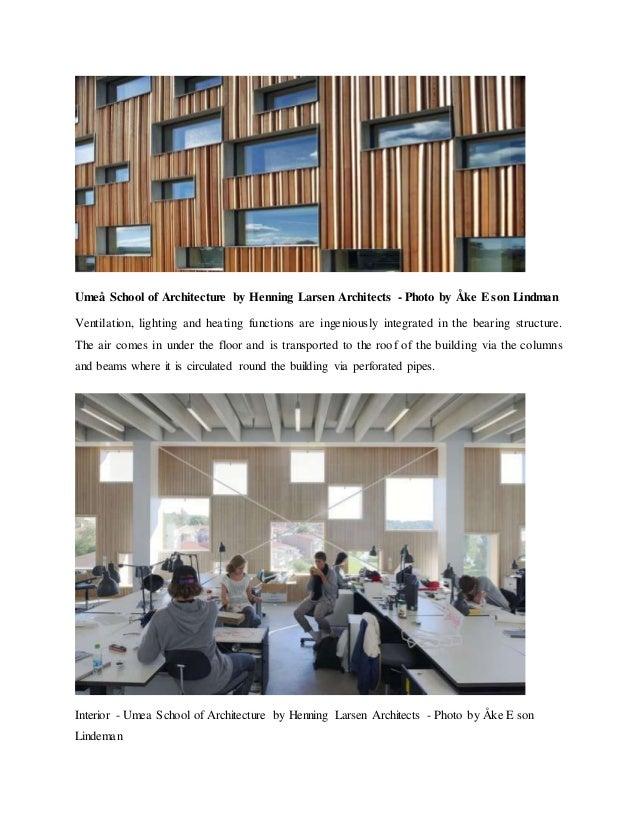 46 umeå school of architecture